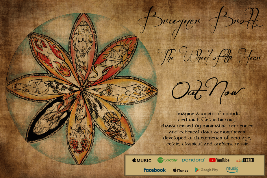 The wheel of the year OUT NOW orizzontale